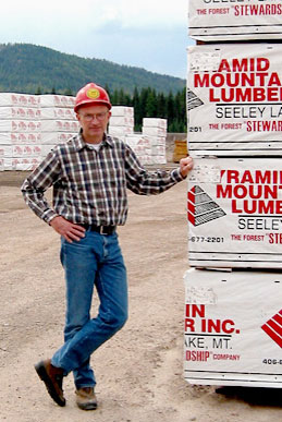 Pyramid Mountain Lumber