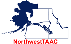 NorthwestTAAC Region Map